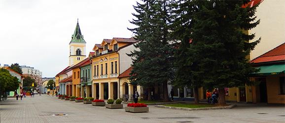 Verejné zasadnutie poslancov mestského zastupiteľstva v Kysuckom Novom Meste
