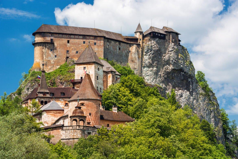 Oravský hrad sa premení na krajinu Večerníčkovo
