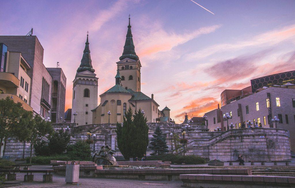 Žiline zabojuje o titul Európske hlavné mesto kultúry