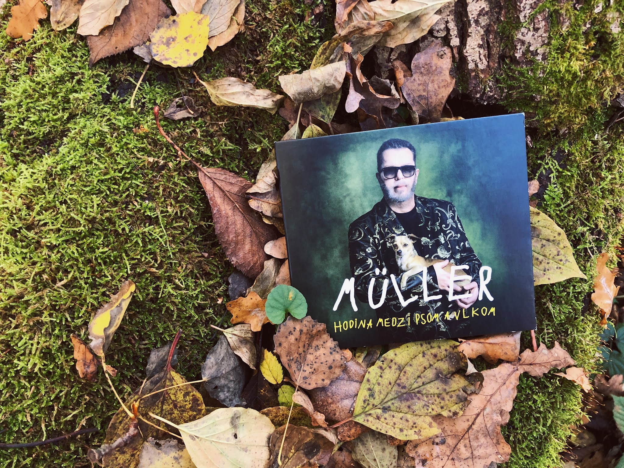 RECENZIA NA ALBUM:  Hodina medzi psom a vlkom - Richard Müller