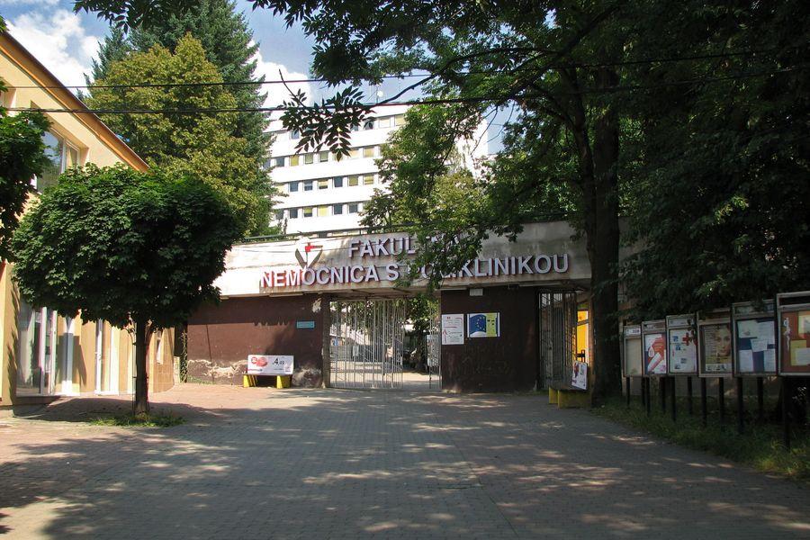 Žilinská fakultná nemocnica s poliklinikou ďakovala dvadsiatim medikom