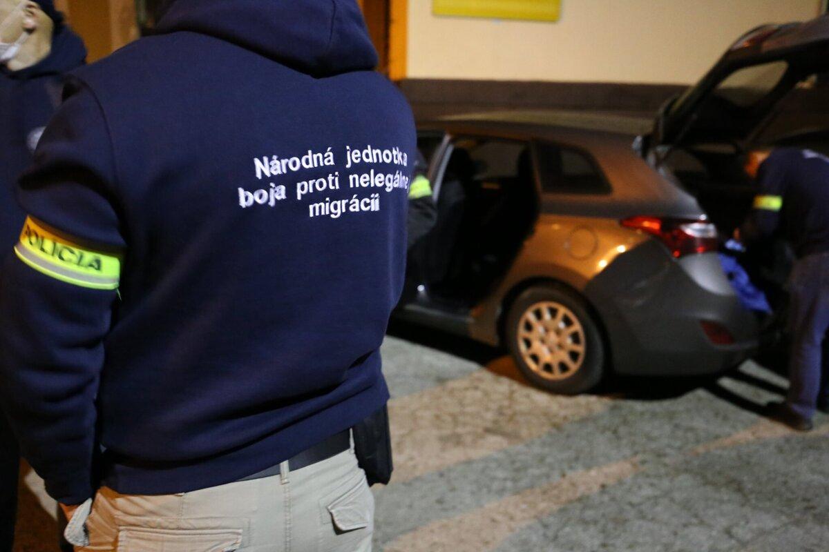 Policajná akcia v okrese Žilina