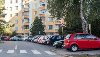 Výmena označenia parkovacích miest na sídliskách Solinky, Hliny, Hájik, Vlčince