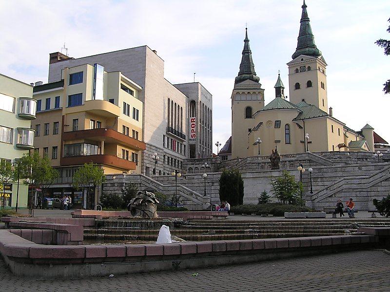 Mesto Žilina zabojuje o titul Európske hlavné mesto kultúry 2026